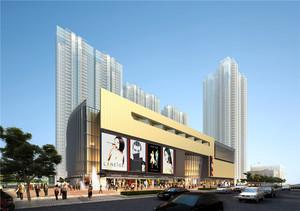 广州珠江新城K1地块商住楼项目-嘉裕公馆