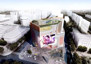 北京崇文门购物中心