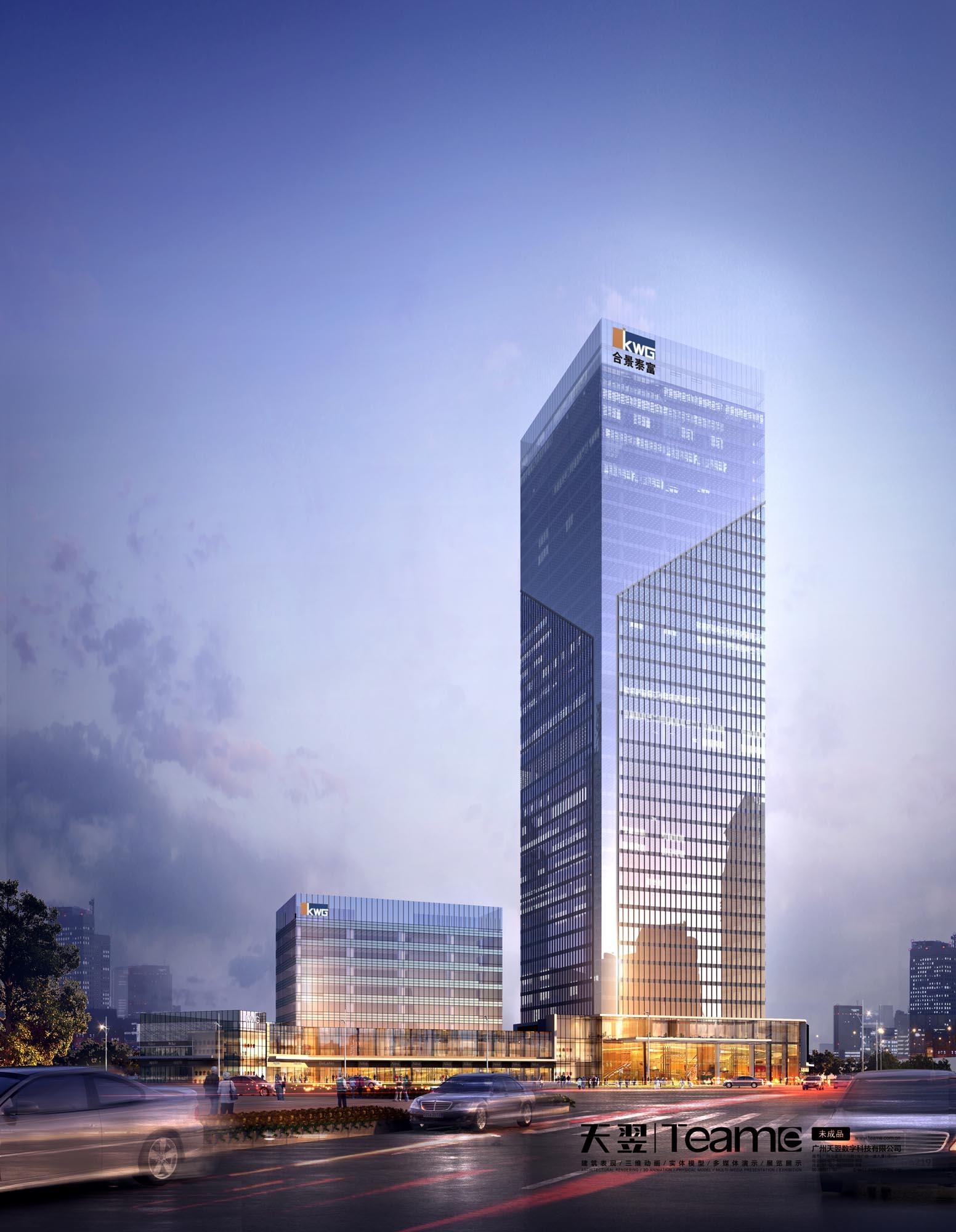 广州生物岛ah0915064地块项目 - 广州容柏生建筑结构