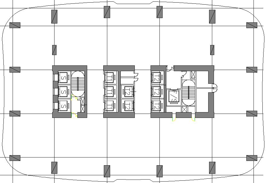 4x10米设计平面图